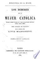 Los deberes de la mujer católica