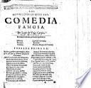 Los Desprecios en quien ama. Comedia famosa de L. de V. C. [or rather J. Perez de Montalban].