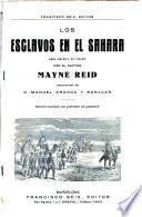 Los Esclavos en el Sahara