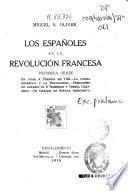 Los españoles en la revolución francesa