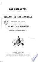 Los Forbantes o Piratas de las antillas
