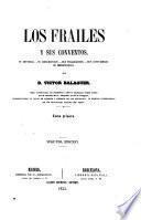 Los frailes y sus conventos, 1