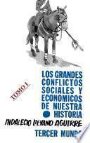 Los grandes conflictos sociales y económicos de nuestra historia