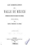 Los guerrilleros del valle de Mejico