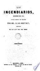 Los incendiarios episodio de 1793