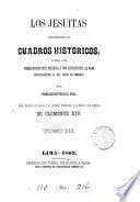 LOS JUSUITAS PRESNTATADOS EN  CUADROS HISTORICOS