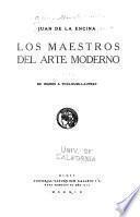 Los maestros del arte moderno: De Ingres a Toulouse-Lautrec