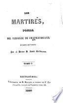 Los mártires, poema