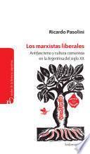 Los marxistas liberales