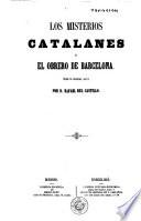 Los Misterios catalanes, ó, El obrero de Barcelona