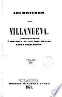 Los Misterios de Villanueva