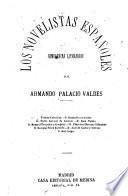 Los novelistas españoles