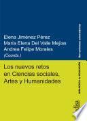 Los nuevos retos en Ciencias sociales, Artes y Humanidades