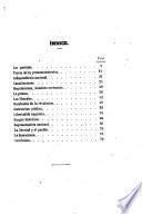 Los Partidos en Cueros, ó Apuntes para escribir la historia de doce años, 1843-1855