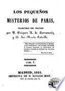 Los pequeños misterios de Paris