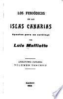 Los periódicos de las Islas Canarias