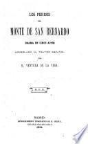 Los Perros del monte de San Bernardo