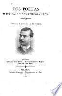 Los poetas mexicanos contemporaneos