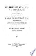 Los principios de derecho y la experimentación