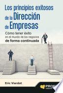 Los principios exitosos de la dirección de empresas
