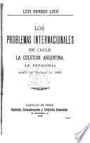 Los problemas internacionales de Chile