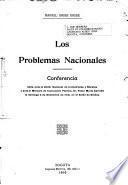 Los problemas nacionales