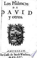 Los psalmos de David y otros