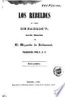Los Rebeldes en tiempos de Carlos V