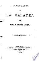 Los seis libros de La galatea