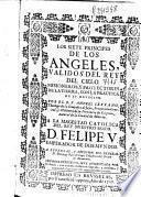Los siete principes de los Angeles