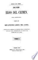 Los tres hijos del crimen, novela filosoficosocial