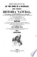 Los tres reinos de la naturaleza: Zoología