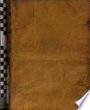 Los treynta libros de la monarchia ecclesiastica o historia vniuersal del mundo