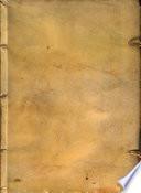 Los Treynta libros de la Monarchia ecclesiastica, o Historia vniversal del mundo
