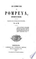 Los últimos dias de Pompeya