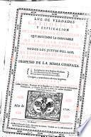 Luz de verdades catholicas y explicacion de la doctrina christiana
