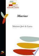 Macías (Anotado)