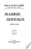 Madrid goyesco