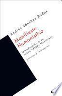 Manifiesto humanístico