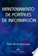 MANTENIMIENTO DE PORTALES DE INFORMACION