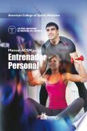 Manual ACSM para el entrenador personal (Color)