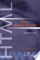 Manual avanzado de HTML