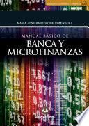 Manual basico de banca y microfinanzas