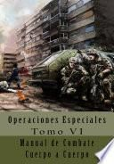 Manual de Combate Cuerpo a Cuerpo
