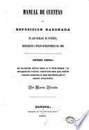 Manual de cuentas, o, Esposición razonada de las reglas de interés, descuento i otras operaciones de jiro
