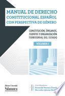 Manual de Derecho Constitucional con perspectiva de género
