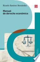 Manual de derecho económico