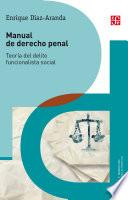 Manual de derecho penal