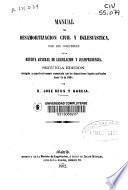 Manual de desamortización civil y eclesiástica