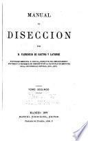 Manual de disección